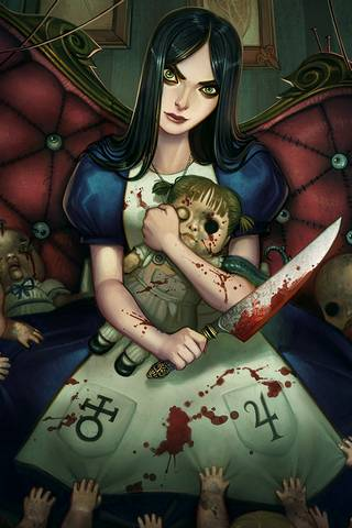 Alice And Dolls