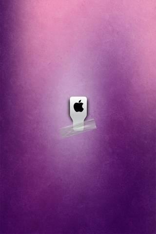 Purple Apple