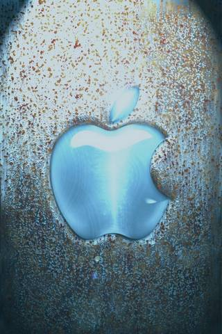 Apple Underwater