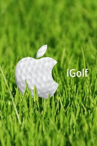 私はゴルフ