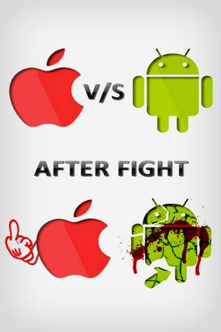 Apple V/S Android