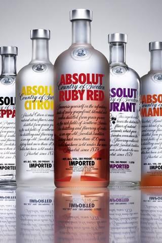 Special vodka
