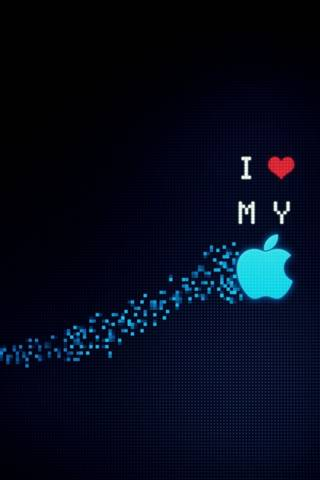 I Love My Apple