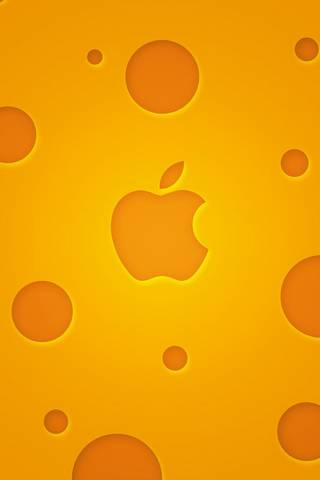 Cheese Apple Logo