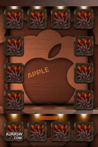 Ateşin içinde elma