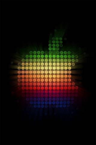 Apple Glowing L