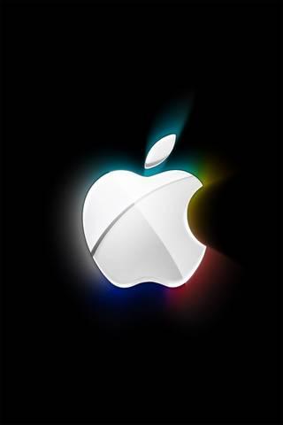 Floating Apple