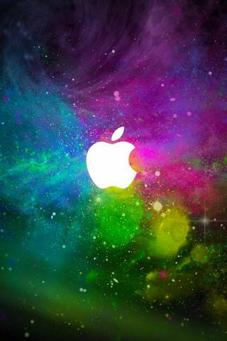 ABSTRAKCYJNY APPLE