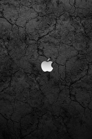 تفاحة داكنة