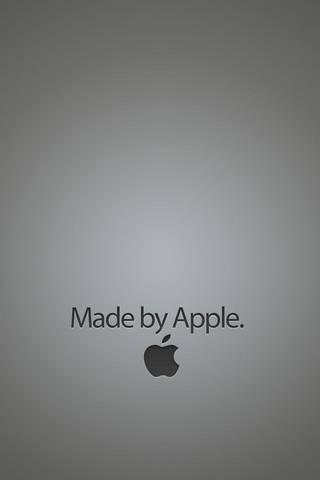 Fait par Apple