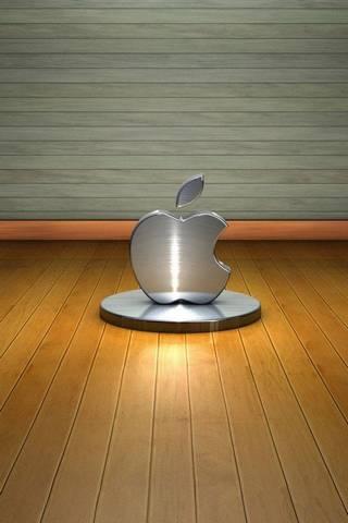 Logo Apple 3D