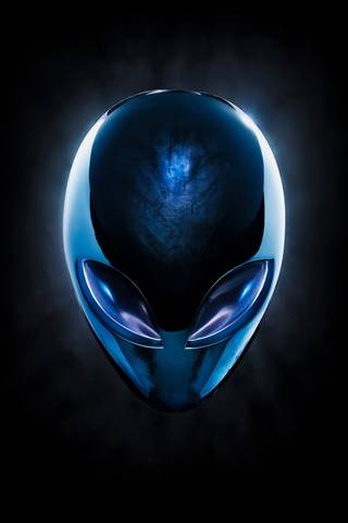 Blue Alienware