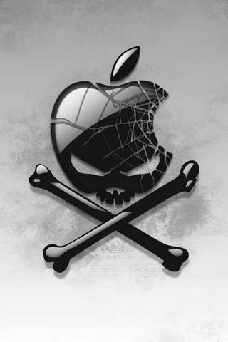 Teschio di Apple