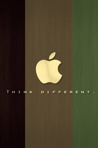 Apple Think Dif