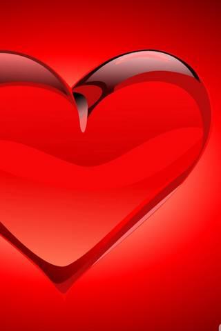 Glas* Heart