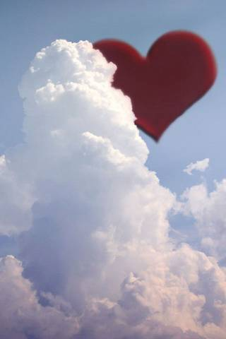 Heart And Cloud
