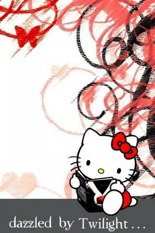 Kitty Dazzled