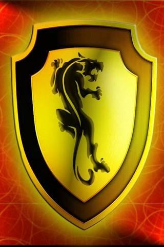 Escudo de pantera