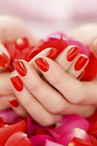 Bella manicure