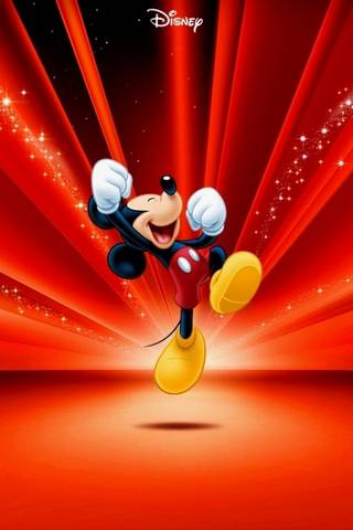 .Mickey Mouse.