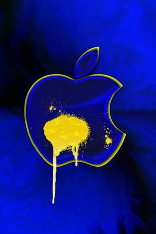 APPLE SPLATTER