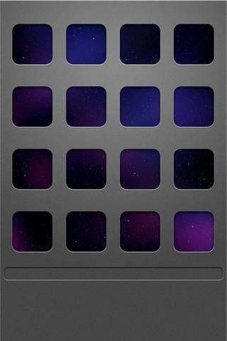 Stars Grid By O