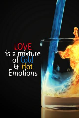 Love Is A Mixture
