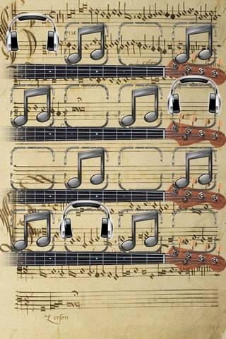 Music Note Shelf
