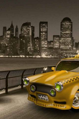 Cabine / Taxi