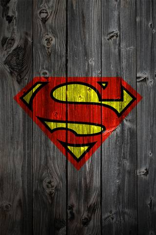 Superman Wood