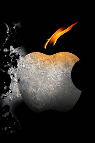 Apple Water Fire