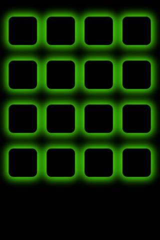 Pudełka zielone