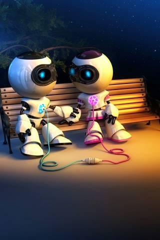 Amour robotique