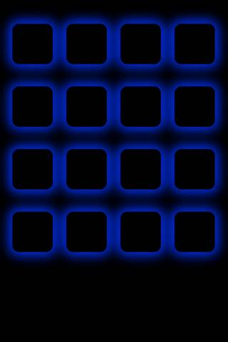Boxes Blue