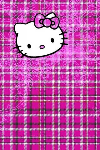 .Hello Kitty.