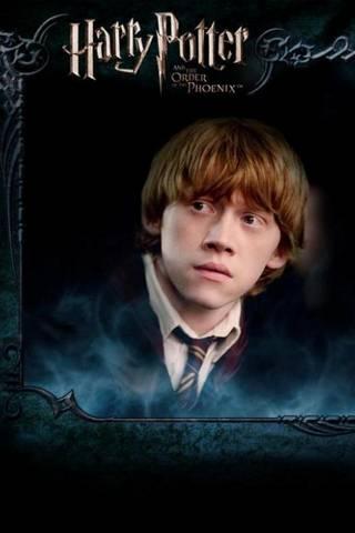 Ronald Weasley HP6