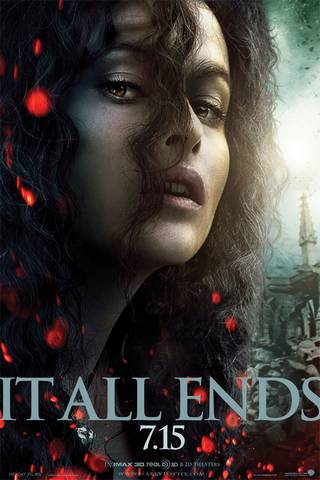 Bellatrix Lestr