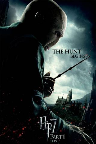 HP 7 Voldemort