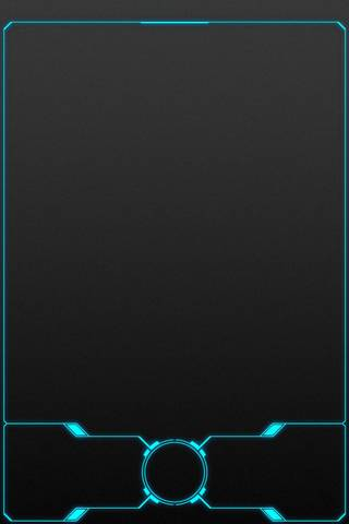 Tron Homescreen