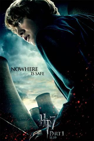 HP 7 Ron Weasley