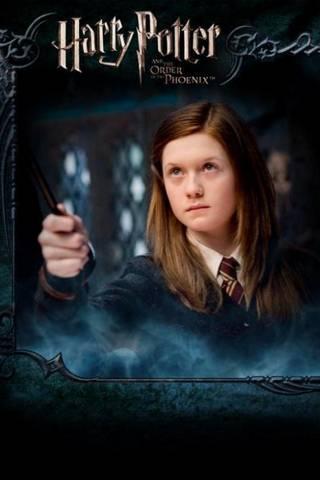 Ginny Weasley HP5