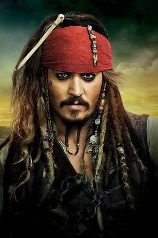 C.Jack Sparrow
