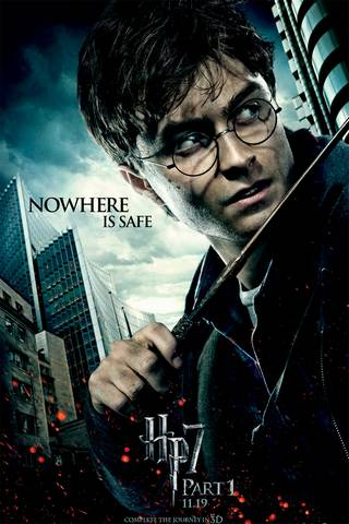 HP 7 Harry Potter