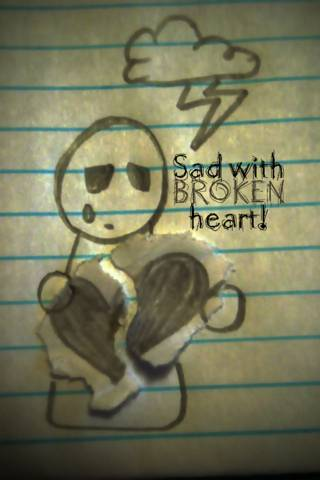 Sad Wd Broken H