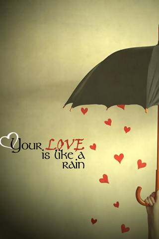 Ur Love Is Rain