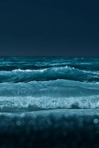 Sea At Night