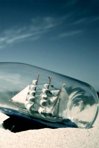 Ship In A Bottle
