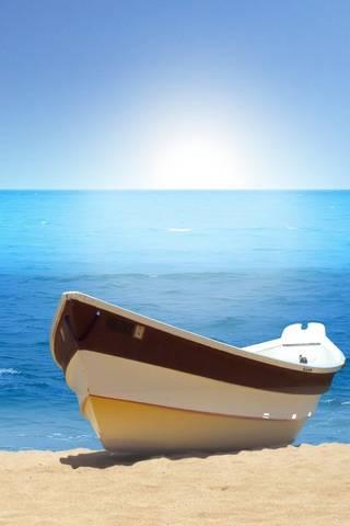 Barca da spiaggia
