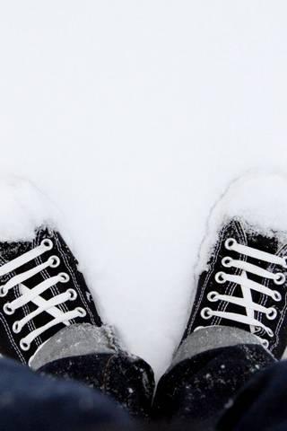 دعها تثلج