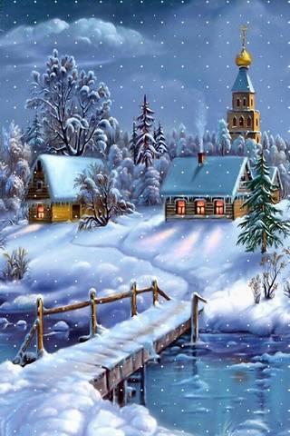 Christmas Winte